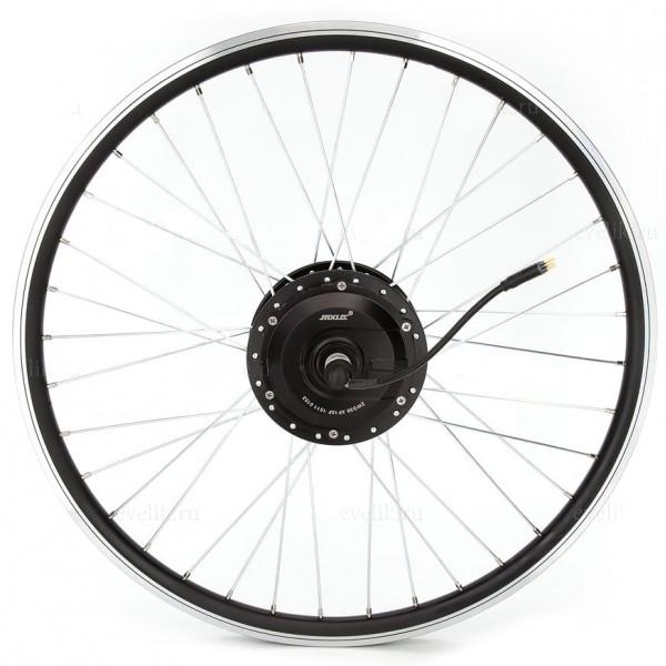 Переднее редукторное мотор-колесо MXUS XF15F для велосипеда фото